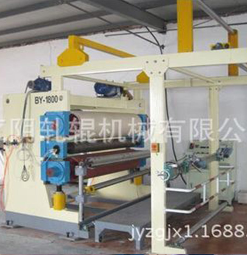 Embossing machine, high quality gin